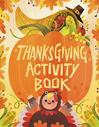 9780843182965: Thanksgiving Activity Book