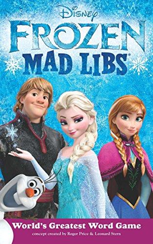 9780843183047: Frozen Mad Libs