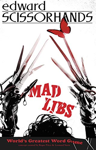 9780843183085: Edward Scissorhands Mad Libs