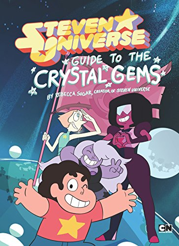 9780843183160: Guide to the Crystal Gems (Steven Universe)