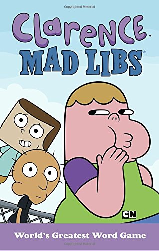 9780843183375: Clarence Mad Libs