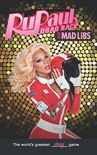 9780843183610: RuPaul's Drag Race Mad Libs (Adult Mad Libs)