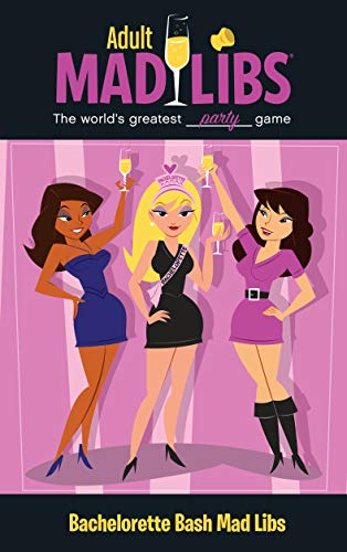 9780843189230: Bachelorette Bash (Mad Libs)