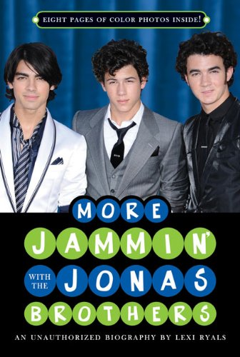 MORE JAMMIN WITH THE JONAS BROTHERS