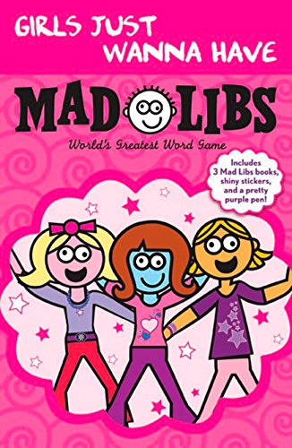 9780843189513: Girls Just Wanna Have Mad Libs: Ultimate Box Set