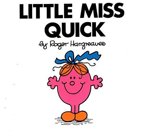 9780843189568: Little Miss Quick (Mr. Men and Little Miss)