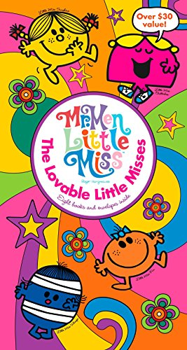 9780843189582: The Lovable Little Misses (Mr. Men and Little Miss)