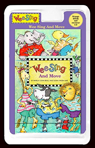 9780843189599: Wee Sing and Move. Book + CD (Wee Sing (Paperback))