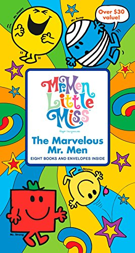 9780843189674: The Marvelous Mr. Men (Mr. Men and Little Miss)
