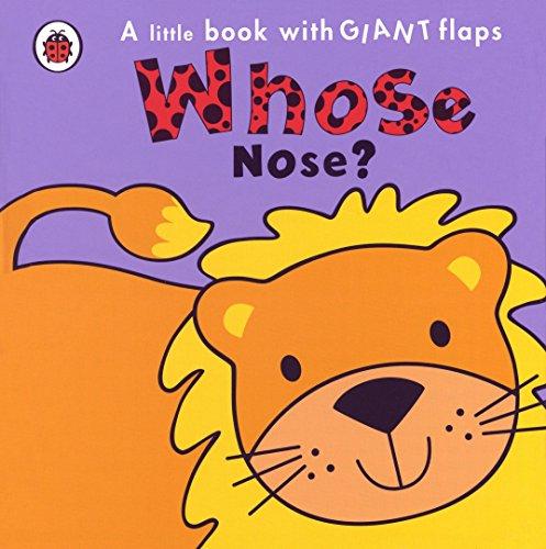 9780843198119: Whose. Nose?