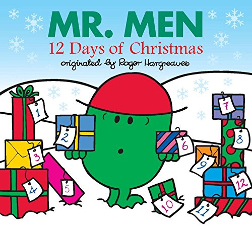 9780843198157: Mr. Men: 12 Days of Christmas
