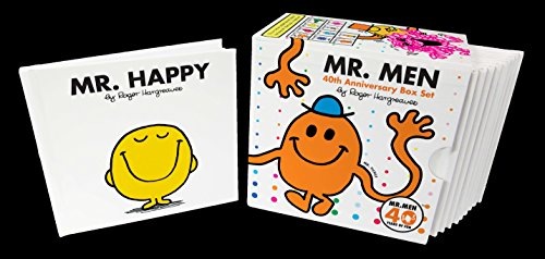 9780843198355: Mr Men 40th Anniversary Box Set