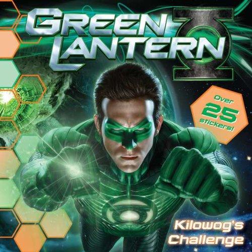 9780843198430: Kilowog's Challenge (Green Lantern)