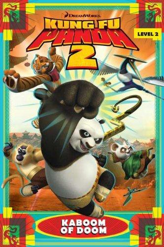 9780843198614: Kaboom of Doom (Kung Fu Panda 2)