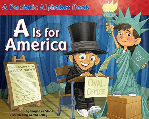 9780843198775: A Is for America: A Patriotic Alphabet Book