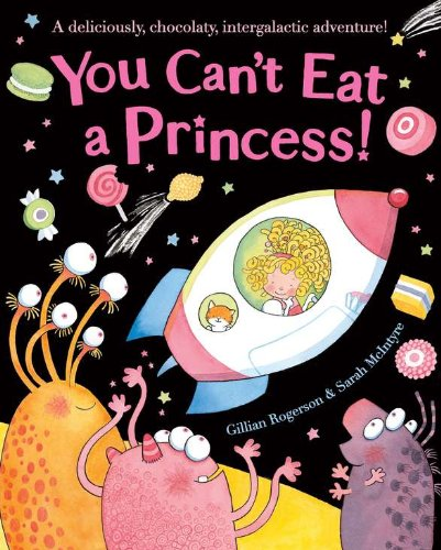 9780843198812: You Can't Eat a Princess!