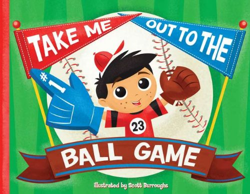 9780843198843: Take Me Out to the Ball Game