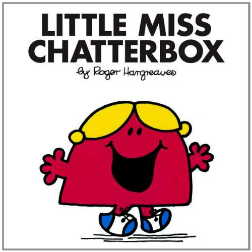 9780843198898: Little Miss Chatterbox (Mr. Men and Little Miss)