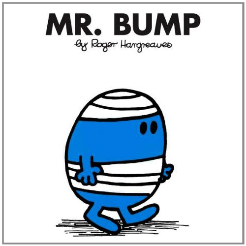 9780843198935: Mr. Bump (Mr. Men and Little Miss)
