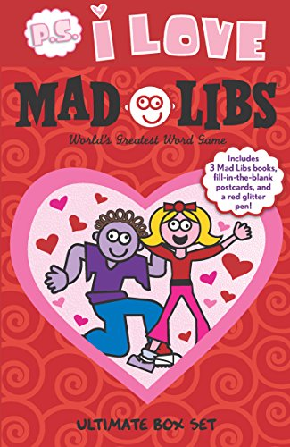 9780843199024: P.S. I Love Mad Libs