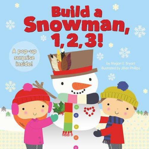 9780843199192: Build a Snowman, 1, 2, 3!