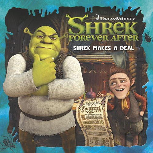 Shrek Makes a Deal (Shrek Forever After): Annie Auerbach