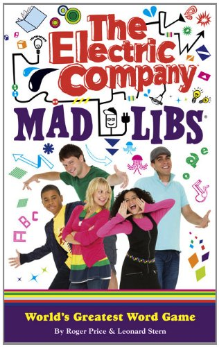 9780843199543: The Electric Company Mad Libs