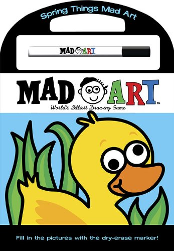 9780843199758: Spring Things Mad Art
