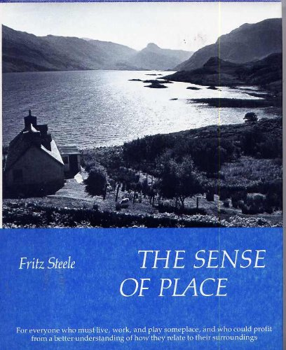 9780843601350: The Sense of Place