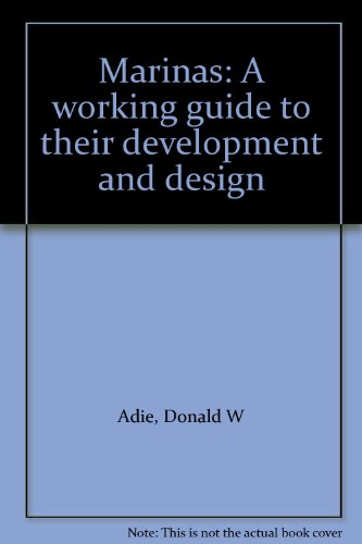 9780843601510: Marinas: A working guide to their development and design