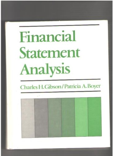 9780843607550: Financial Statement Analysis: Using Financial Accounting Information