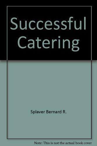 9780843620610: Successful catering