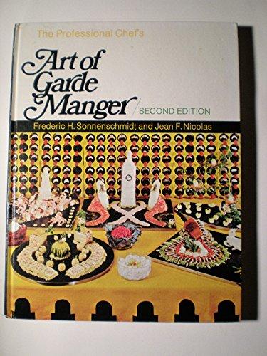 9780843620672: Professional Chef's Art of Garde Manger