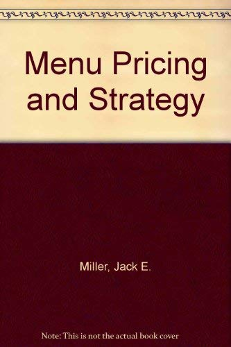 9780843621440: Menu Pricing and Strategy