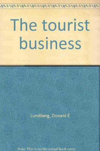 9780843621853: Title: The tourist business