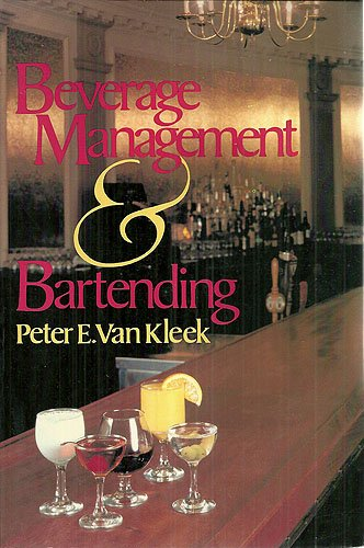 9780843622096: Beverage Management and Bartending