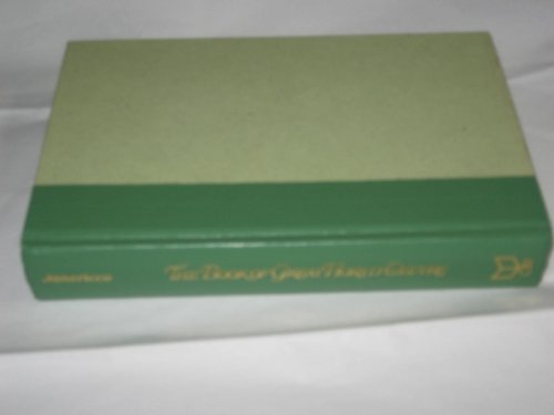The Book of Great Hors D'Oeuvre: Janericco, Terence