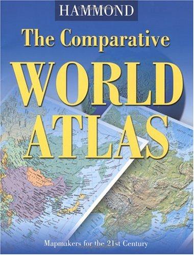 9780843708523: The Comparative World Atlas (Hammond Comparative World Atlas)