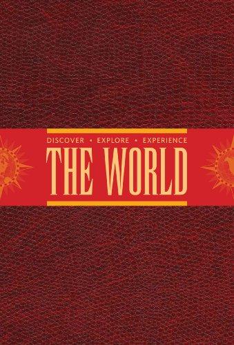 The World: Discover, Explore, Experience (Hammond Atlas)