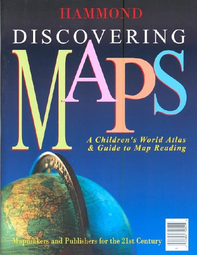 9780843709292: Discovering Maps A Children's World Atlas