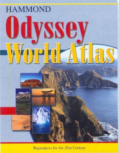 9780843709407: Odyssey World Atlas