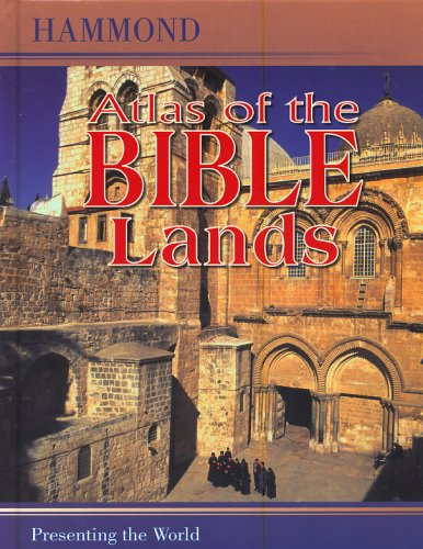 9780843709414: Hammond Atlas of the Bible Lands
