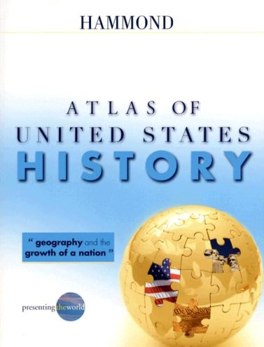 9780843709551: Atlas of United States History