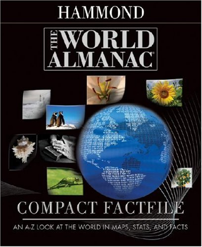 The World Almanac Compact Factfile: An A-Z Look at the World in Maps, Stats, and Facts