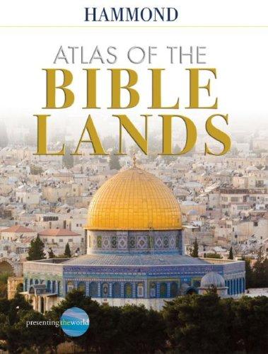 9780843709827: Hammond Atlas of the Bible Lands
