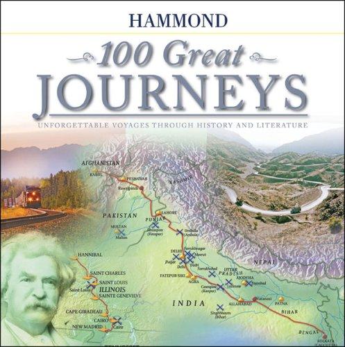 9780843709940: 100 Great Journeys