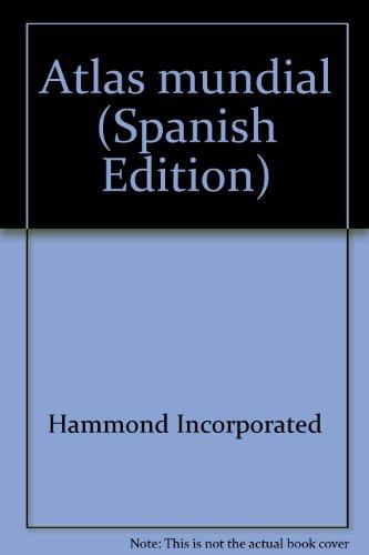 9780843710915: Atlas mundial (Spanish Edition)