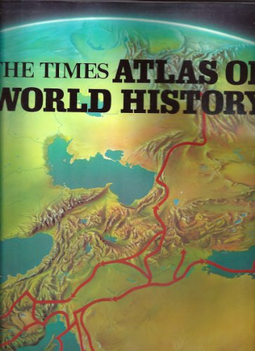 9780843711257: The Times Atlas of World History
