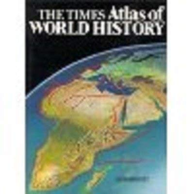 9780843711295: The Times atlas of world history