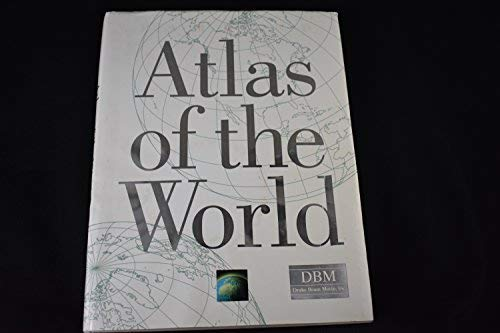 9780843711752: Hammond Atlas of the World (1997)